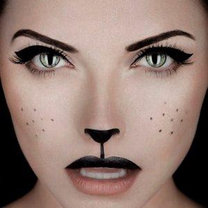 maquillaje-de-gatita