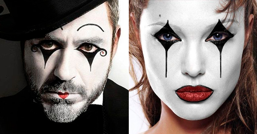 maquillaje-de-mimo-facil