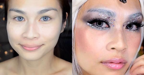 maquillaje-de-unicornio-paso-1