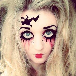 maquillaje-de-muñeca-muerta