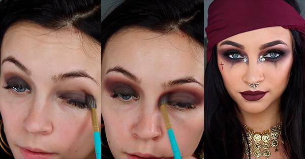 maquillaje-de-pirata-mujer-paso-a-paso-2